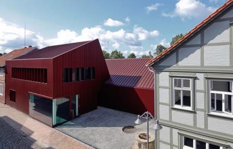 Nya Nordiska, Dannenberg