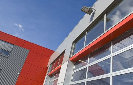 Betriebsgebäude KVM, Peine
