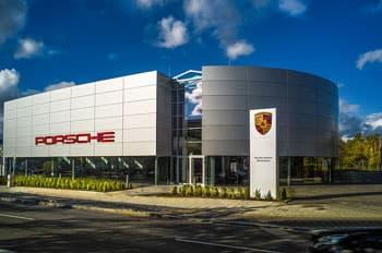 Porsche Zentrum Olympiapark, München
