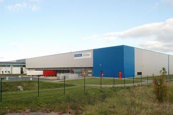 Rexel Logistikzentrum, Lehrte