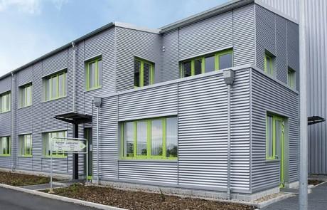 SPAETER Hannover Umschlaghalle mit Bürogebäude, Hannover