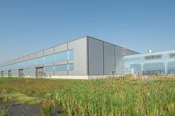 VW Logistikzentrum Harvesse