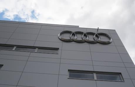 AUDI Trainingszentrum München
