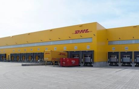 DHL, Hamburg