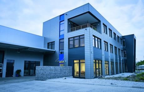 DWT Bürogebäude, Bottrop